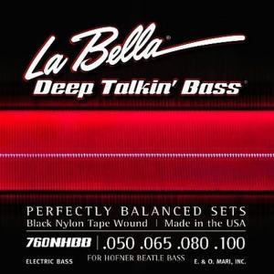 la bella deep talkin 39 bass 760nhbb 050 100 labella 760nhbb 1p. Black Bedroom Furniture Sets. Home Design Ideas