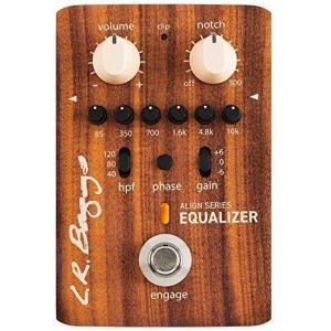定評あるPara Acoustic DI の回路に基づいて設計されたAlign Equalizerは...