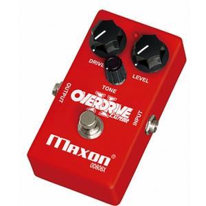 Maxon OD808X Overdrive Extreme オーバードライブ