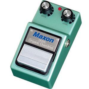 OOD9は、マクソン・オーバードライブの1号機 OD880の系譜を継承した2コントロールの最も自然な...