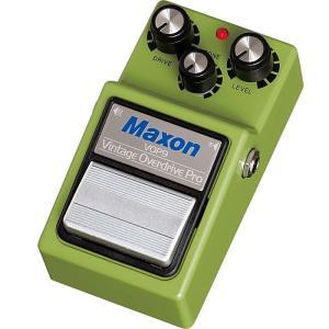 VOP9 は音を劇的に加工するのではなく、良質なビンテージ・アンプを思わせるナチュラルで温かい艶をギ...
