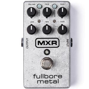 MXR M116 Fullbore Metal ディストーション|dt-g-s