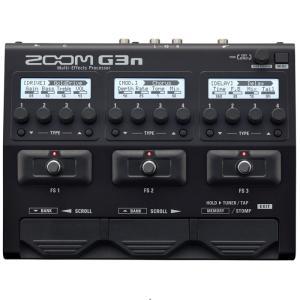 70種類にもおよぶ高品位なギターエフェクト、そしてZOOM史上最高にリアルな5種類のアンプモデル+5...