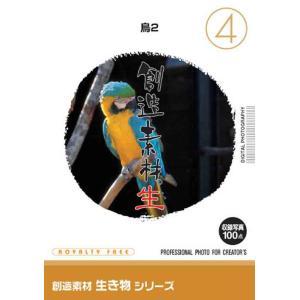 創造素材 生き物シリーズ[4]鳥2|dtp