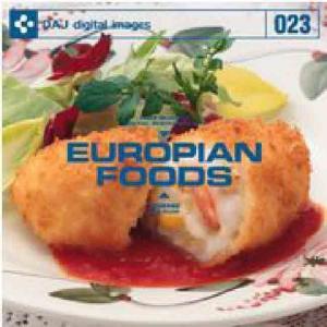 【特価】DAJ 023 EUROPIAN FOODS|dtp