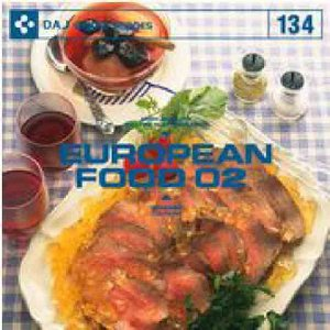 【特価】DAJ 134 EUROPEAN FOOD 02|dtp