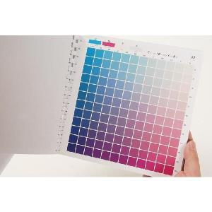 DICセルリング型カラーチャート 第4刷 色見本帳 プロセスCMYKカラーチャート 追跡可能メール便可 送料257円|dtp|05