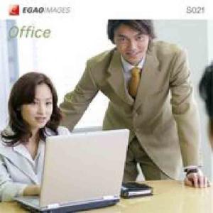 EGAOIMAGES S021 ビジネス「オフィスワーク」|dtp