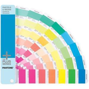 PANTONE PLUS パステル&ネオン・ガイド(コート紙+上質紙) GG1504 dtp