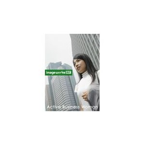 Image Werks RF 09 Active Business Woman〈アクティブ ビジネスウーマン〉|dtp