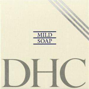 ゆうパケットのみ送料無料 ディーエイチシー DHC マイルドソープ 90g