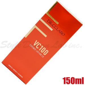 定形外郵便のみ送料無料 ドクターシーラボ VC100エッセンスローションEX 150ml 化粧水 dual-store