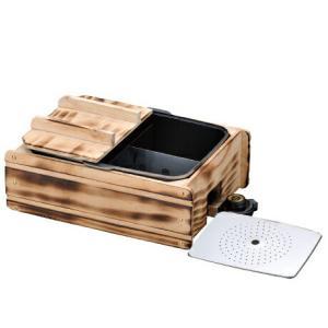 予約販売品 9月中頃発送予定 杉山金属 多用途おでん鍋 ふるさとのれん KS-2539 ホットプレート|dual-store