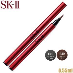 ゆうパケット可 マックスファクター SK2 カラー クリア ビューティ リクィッド アイライナー 0.55ml|dual-store
