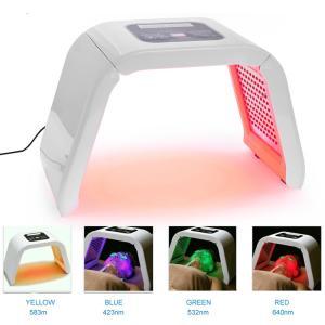 美顔 4色LED美顔器 最新アーチ型モデル|dubgenstore