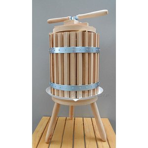 搾汁機 ワイン圧搾機 手動 Mサイズ 23L dubgenstore