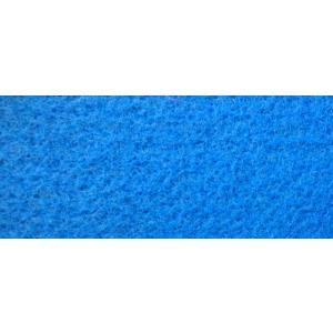 防炎パンチカーペット ブルー 91cm幅x30m巻【CPS-717S】|dubian