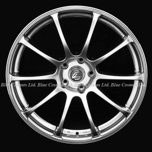 FZ216 19インチ8.5JJ&9.5JJ『FZ/Model216』タイヤ付セット『5H-PCD114.3』『ダークメタリックシルバー』アルファード ヴェルファイア セルシオ クラウン|duc-by-ulysses-inc|02