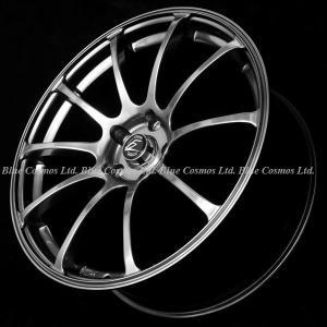 FZ216 19インチ8.5JJ&9.5JJ『FZ/Model216』タイヤ付セット『5H-PCD114.3』『ダークメタリックシルバー』アルファード ヴェルファイア セルシオ クラウン|duc-by-ulysses-inc|03