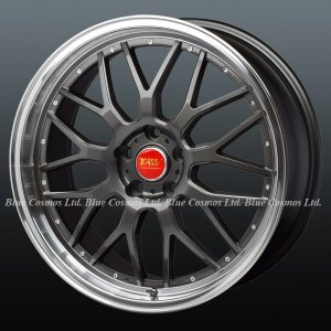 RM9 20-8.5JJ 『Leowing RM9/レオウィング アールエム9』245/35R20タイヤ付セット『5H-PCD114.3』グロスガンメタリック|duc-by-ulysses-inc