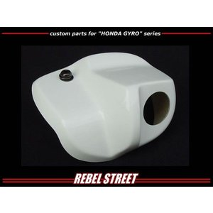 [REBEL STREET] レベルストリート ジャイロUP用キーシリンダーカバー ducacraft