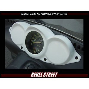 [REBEL STREET] レベルストリート ジャイロキャノピー用メーターマウント ducacraft