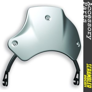 ★アルミニウム製スポーツヘッドライトフェアリング(1100ccモデル用)|ducatiosakawest