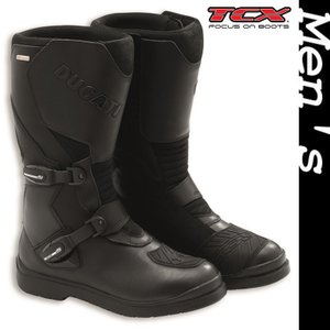 ★10%OFF★All Terrain ツーリングブーツ サイズ41 (with TCX)|ducatiosakawest
