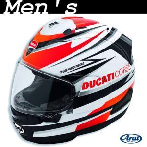 ★Ducati Corse Speed フルフェイスヘルメット サイズM (with Arai) ducatiosakawest