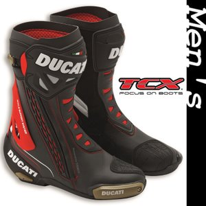 ★Ducati Corse C3 レーシングブーツ サイズ41 (with TCX)|ducatiosakawest