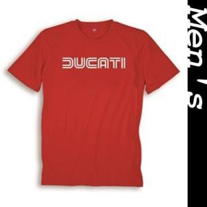 ★SALE対象25%OFF★Ducatiana 80's Tシャツ 赤 サイズXL|ducatiosakawest
