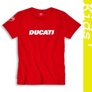 ★Ducatiana キッズ Tシャツ 4〜6歳|ducatiosakawest