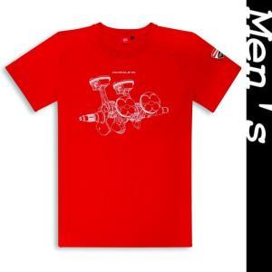 ★SALE対象25%OFF★V4 Panigale Tシャツ Mサイズ|ducatiosakawest