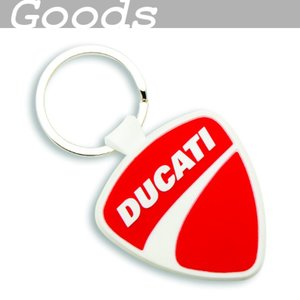 ★Ducati Shield ラバー製キーリング|ducatiosakawest