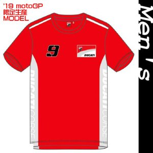 ★2019MODEL★'19 motoGP Petrucci Tシャツ サイズM|ducatiosakawest