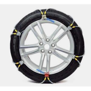 テスラ 純正 モデルS スノーチェーン 通常タイプ TESLA MODEL S 19インチ車 Model S Snow Chains|ducatism