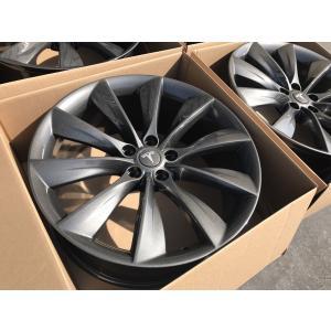 テスラ モデルS  純正21インチ タービンホイール 1本 TurbineWheel 8.5Jx21|ducatism