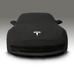 TESLA MODEL S Indoor Car Cover テスラ純正 モデルS 屋内用ボディカバー|ducatism