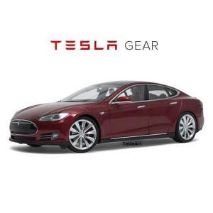 TESLA Diecast 1:18 Scale Model S P85 テスラ純正品 ダイキャスト 1/18 モデルS マルチコートレッド モデルカー|ducatism