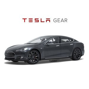 TESLA Diecast 1:18 Scale Model S P85 テスラ純正品 ダイキャスト 1/18 モデルS  ミッドナイトシルバーメタリック モデルカー ミニカー|ducatism