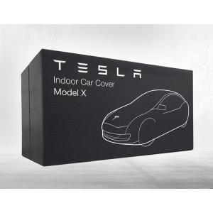 TESLA MODELX Indoor Car Cover テスラ モデルX 屋内用ボディカバー 純正品|ducatism