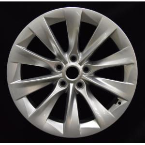 テスラ モデルS  純正19インチ スリップストリーム ホイール 4本set SlipStream Wheel 8Jx19|ducatism