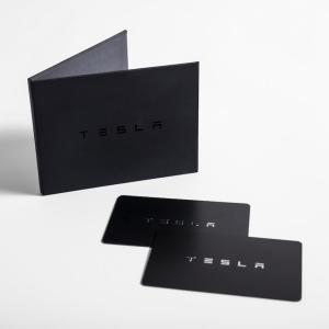 TESLA モデル3 用 キーカード テスラ 純正品 MODEL 3 Key card カードキー|ducatism