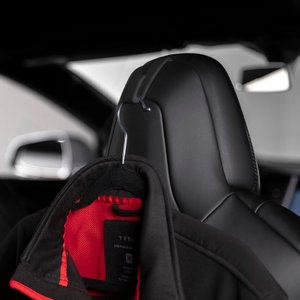 TESLA Model S/X  Coat Hooks テスラ純正 コートフック モデルS / X|ducatism