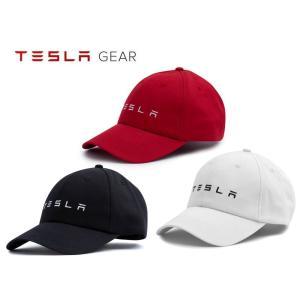 Tesla Logo Hat テスラ純正 テスラロゴハット (Model S/Model X) 帽子 キャップ Cap|ducatism