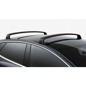 TESLA Model S Roof Rack System テスラ純正 ルーフラックシステム モデルS ガラスルーフ専用|ducatism