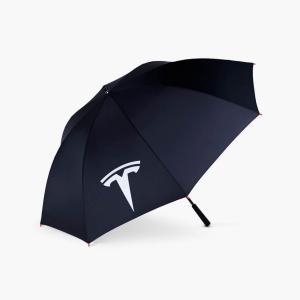 あすつく Tesla テスラ純正 アンブレラ 傘 Umbrella Model S Model X Model3|ducatism