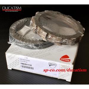 DUCATI 純正 乾式クラッチディスク 19020111A 軽量アルミフリクションプレ-ト 999/|ducatism