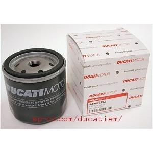 DUCATI 純正オイルフィルター 44440035A / 44440037A ドゥカティ 純正 正規商品 44440038A|ducatism