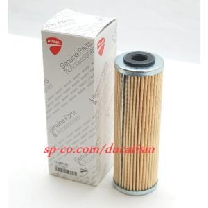 DUCATI 純正 Panigale V4/V4R/1299/1199/899/959 パニガーレ用オイルフィルター |ducatism